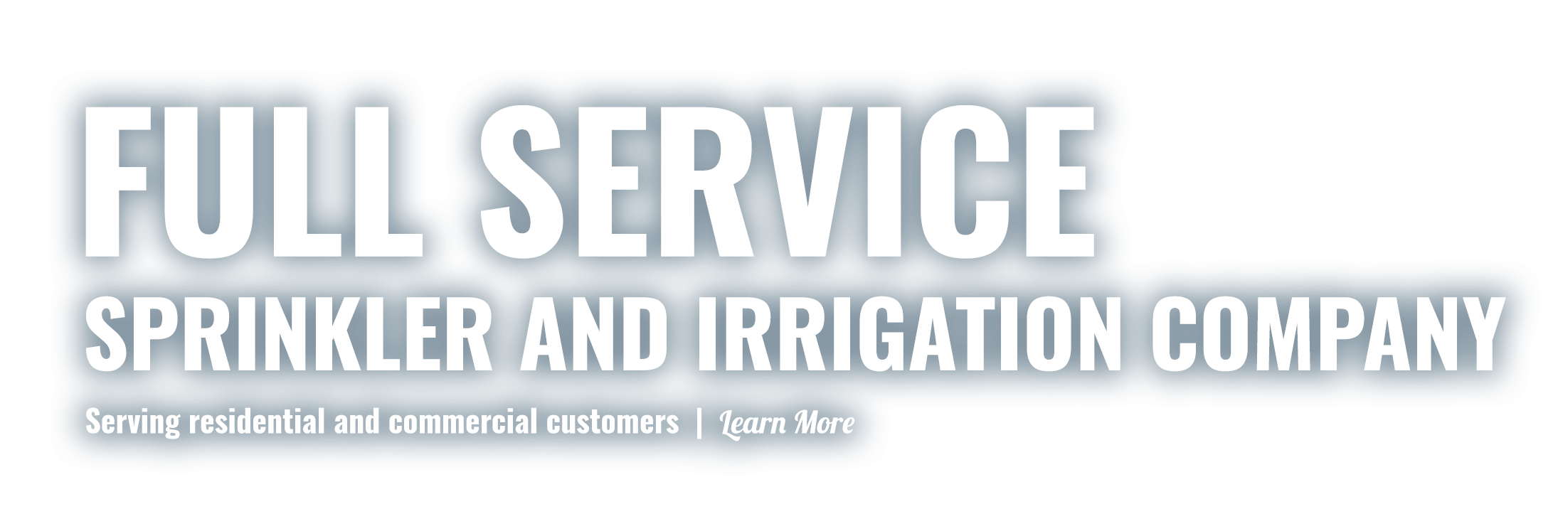 Full Service Sprinkler and Irrigation Company